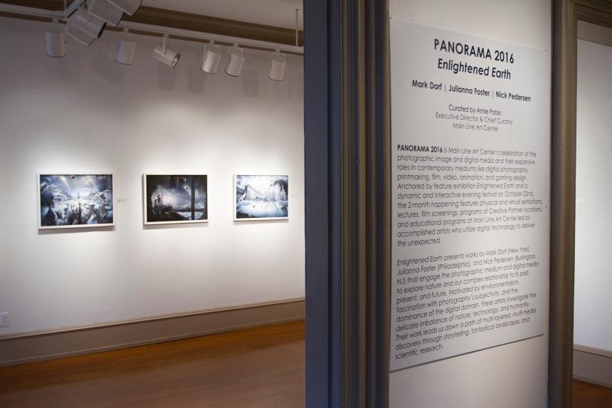 Exhibitions Nick Pedersen